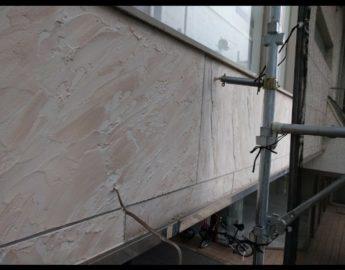特殊な壁補修・色合わせ